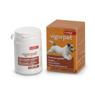 Vigorpet cani 20 compresse