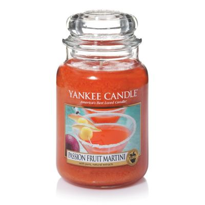 Giara profumata yankee candle passion fruit martini grande