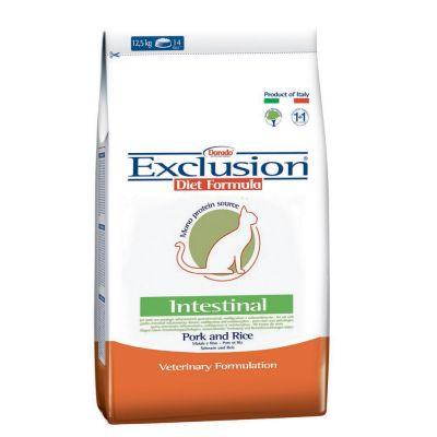 Exclusion cat intestinal maiale e patate 2kg