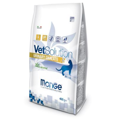 Monge vetsolution urinary oxalate 400gr