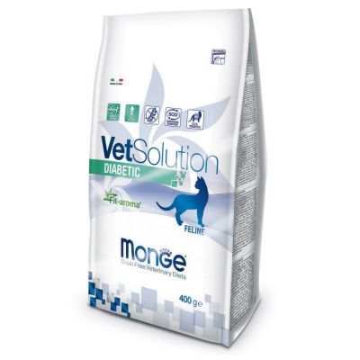 Monge vetsolution diabetic 400gr