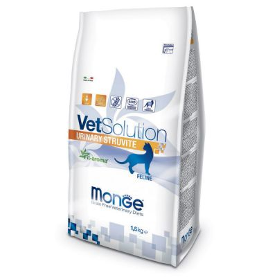 Monge vetsolution urinary struvite 1,5kg