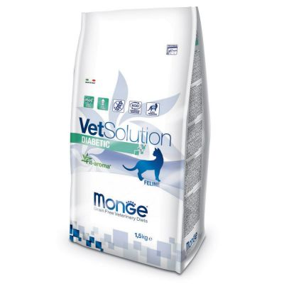 Monge vetsolution diabetic 1,5kg