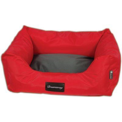 Petit sofa boston urbain rosso-antracite