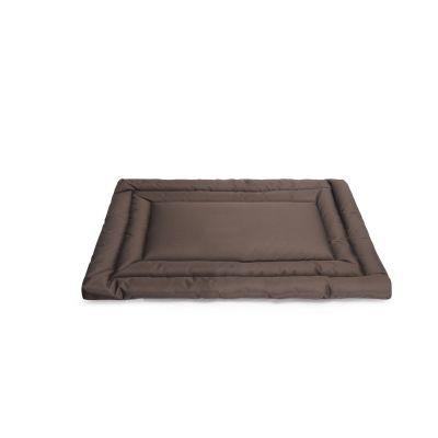 Cuscino rettangolare marrone