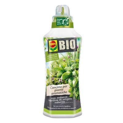 Concime liquido compo bio per piante aromatiche 500ml