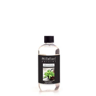 Ricarica per diffusore a bastoncini white mint tonka 250ml