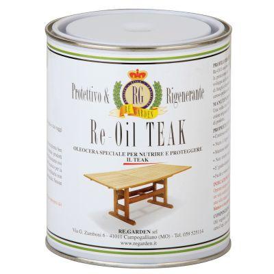 Re-oil olio per mobili in teak