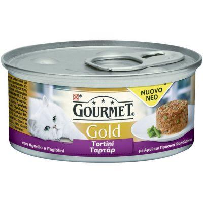G.gold tortini agnello fagioli