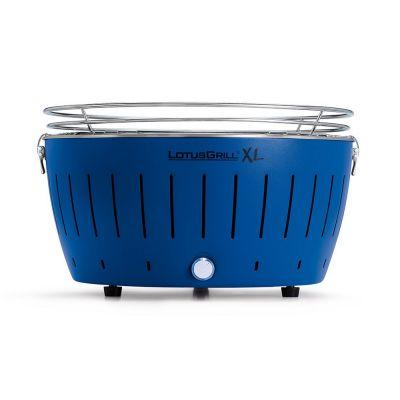 Grill portatile xl blu