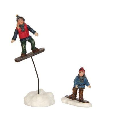 Snowboarders 2 personaggi