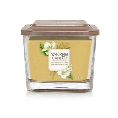 Elev. jasmine & sweet hay