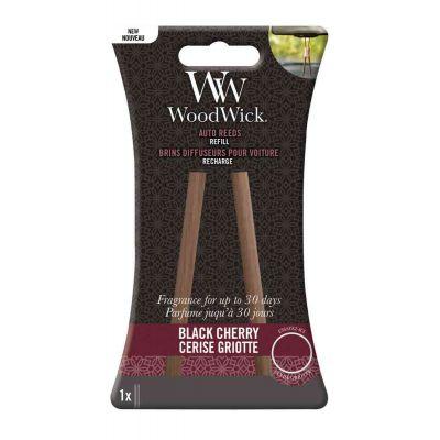 Wwick car black cherry