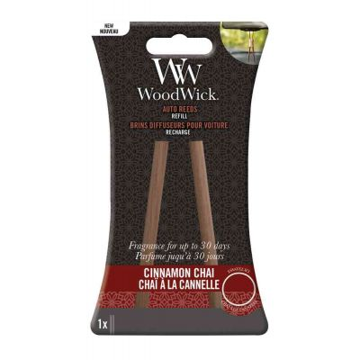 Wwick car cinnamon chai