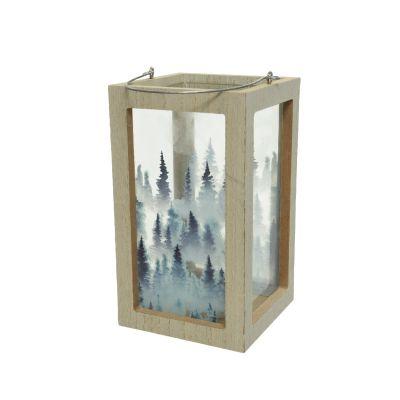 Mdf tlighth albero print o glas