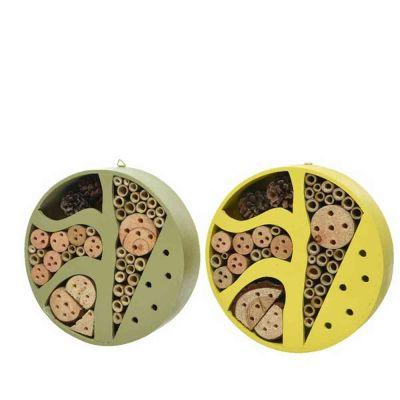 Casetta insetti girasole colore assortito