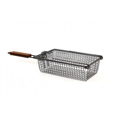 Non-stick shaker basket