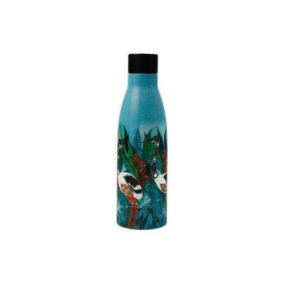 Bottiglia termica di Melanie Hava - Jabirus Blue