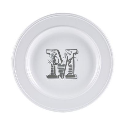 Piatto letter dessert m