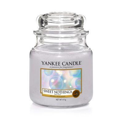 Giara profumata yankee candle sweet nothings media