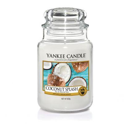 Giara profumata yankee candle coconut splash grande