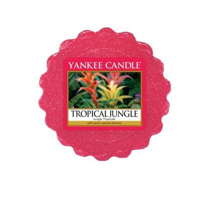 Tartina profumata yankee candle tropical jungle