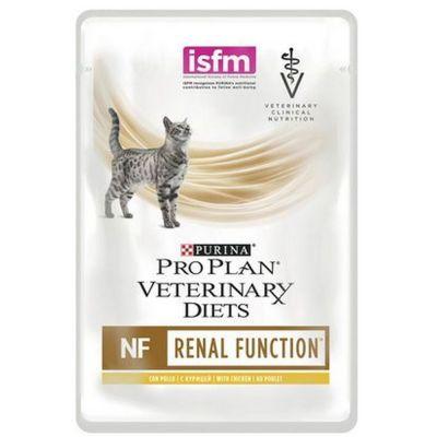 Pro plan veterinary diets renal nf st/ox al salmone 85gr