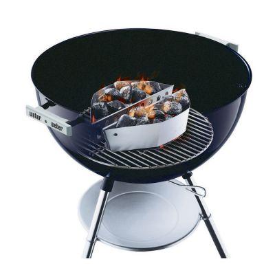 Cesti portacarbone per barbecue weber pz. 2