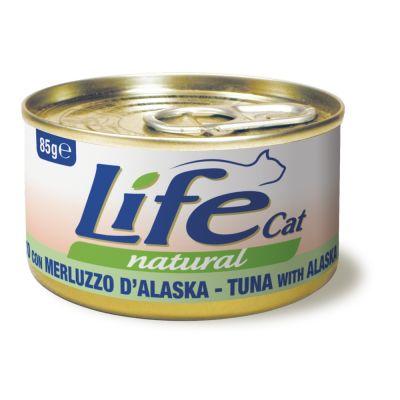 Lifecat tonno con merluzzo