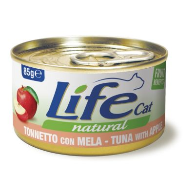 Lifecat tonno con mela