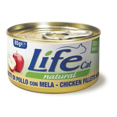 Lifecat pollo con mela