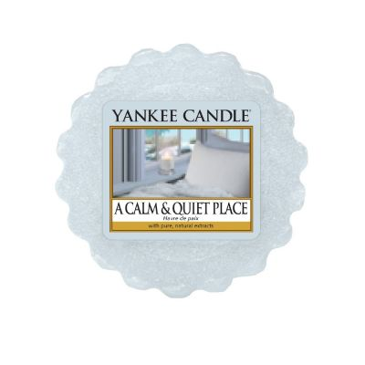 Tartina profumata yankee candle a calm and quiet place
