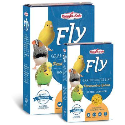Pastone giallo per uccelli granivori gr. 300
