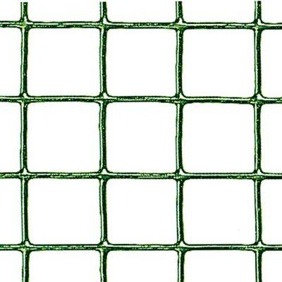 Rete metallica quadra verde
