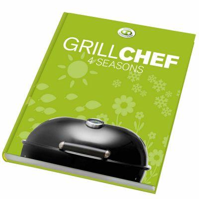 Libro grillchef 4 seasons
