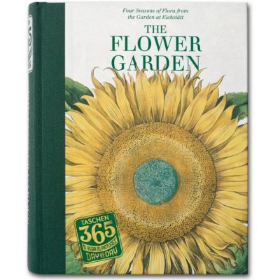 365 days, the flower garden
