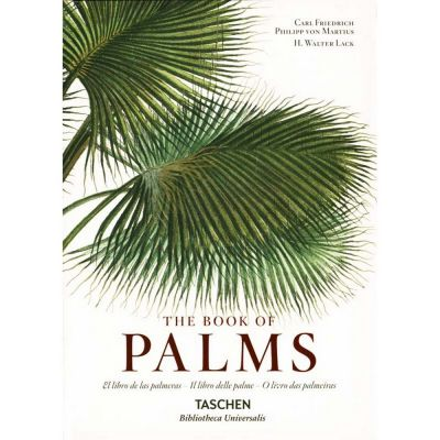C. f. p. von martius. the book of palms
