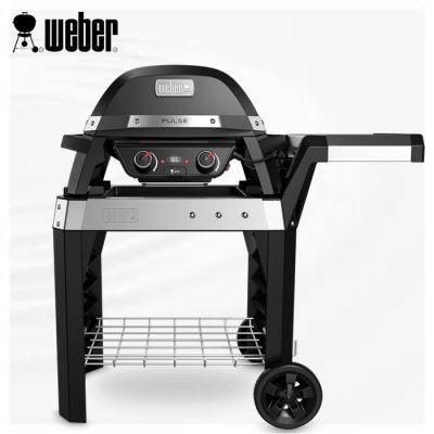 Barbecue pulse 2000 con carrello