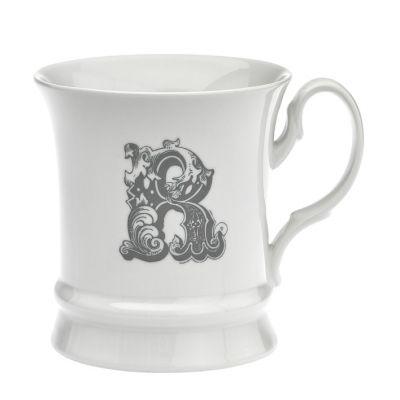 Letter mug r