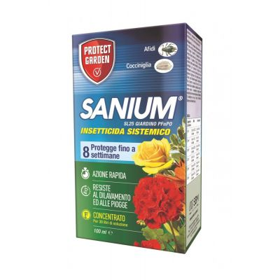 Sanium sl25 giardino pfnpo