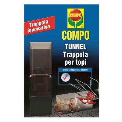 Tunnel trappola per topi