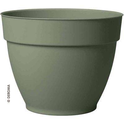 Vaso ninfea r verde