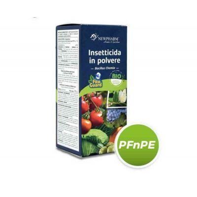 Insetticida bacillus polvere 100GR.