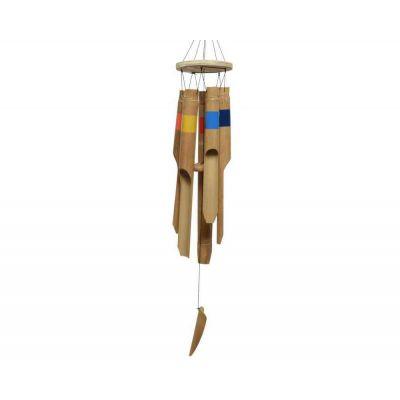 Windchime bamboo naturale