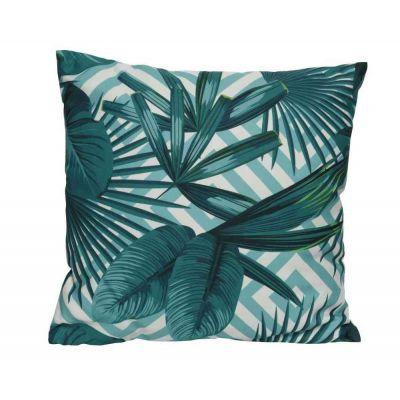 Cuscino polyester verde