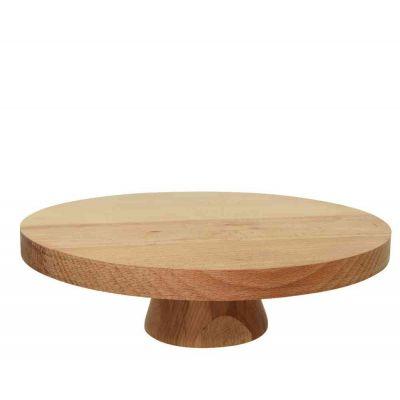 Chopping board beech Ø28x8cm
