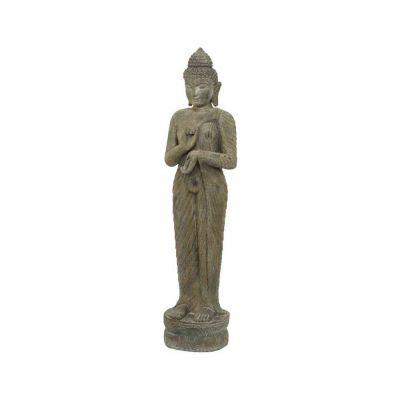 Buddha polyresin 39.5x32x155cm