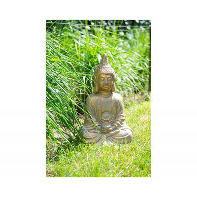 Buddha polymagnesium 17x22.5x37cm