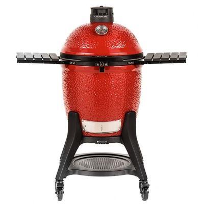 Kamado Classic Joe III Barbecue a carbonella