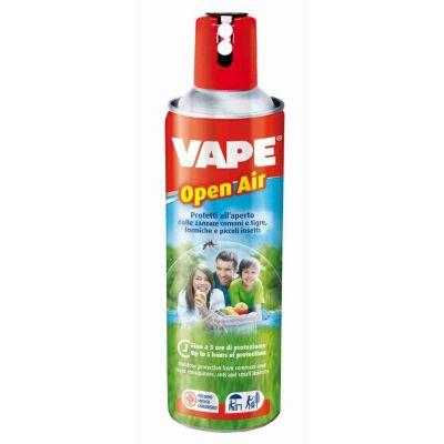 Open air spray